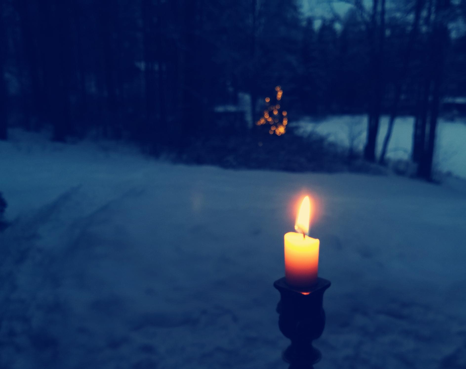 Jouluksi kotiin